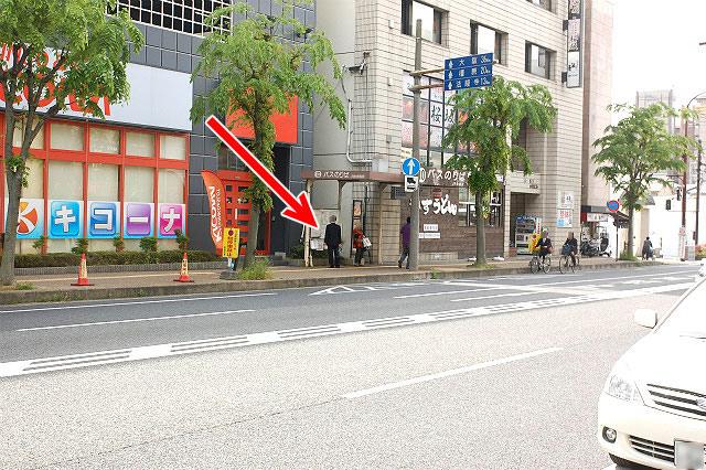 JR奈良駅 (10番のりば)