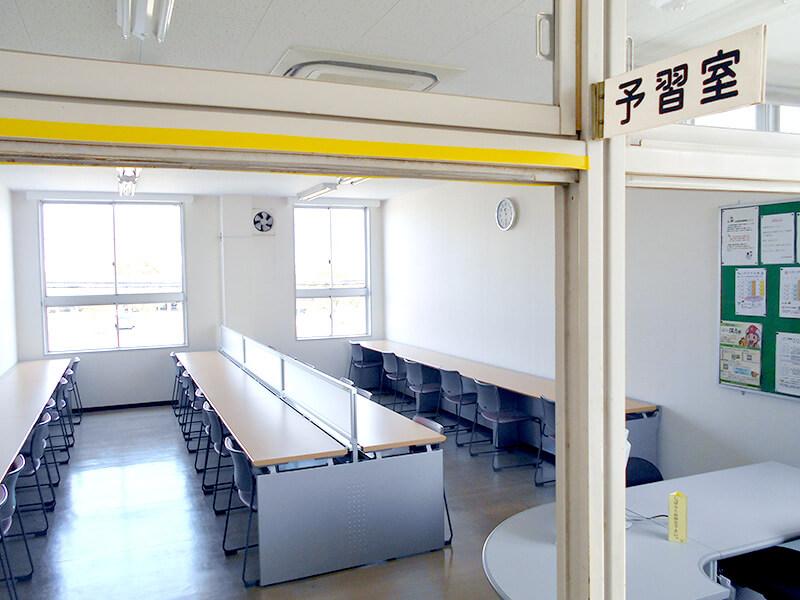 予習室のイメージ画像